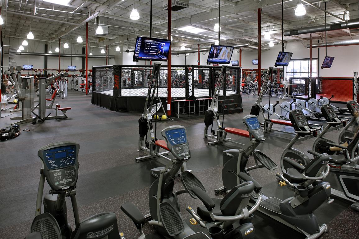 Ufc gym deals torrance