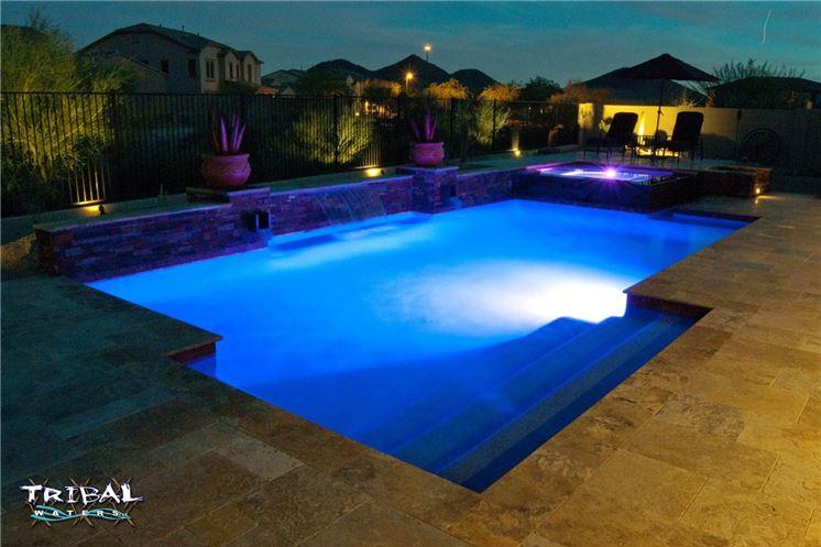 Tribal Waters Pool Service Phoenix Pool Builder