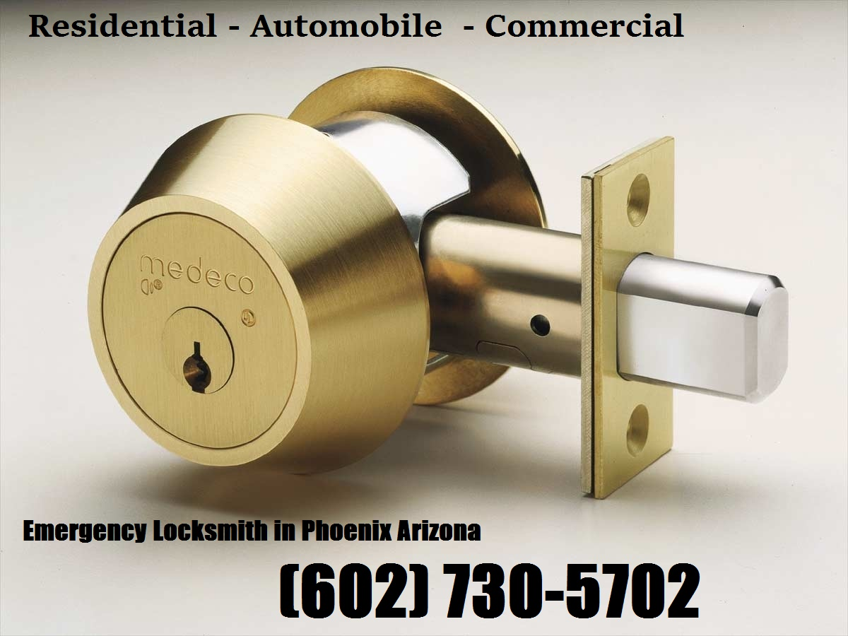Emergency Locksmith In Phoenix Arizona Phone 602 730