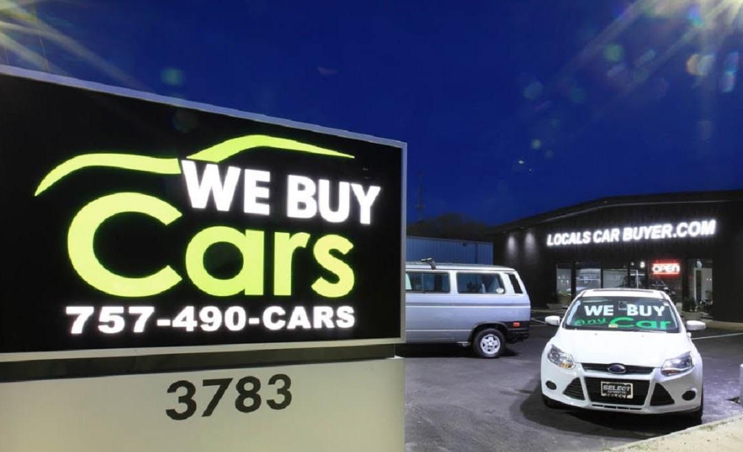 Locals Car Buyer Virginia Beach Va