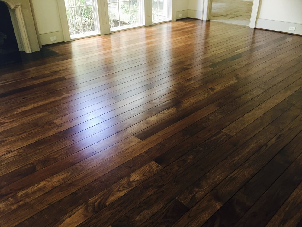 Hardwood floor refinishing specialists phone 713 373 for Wood floor refinishing