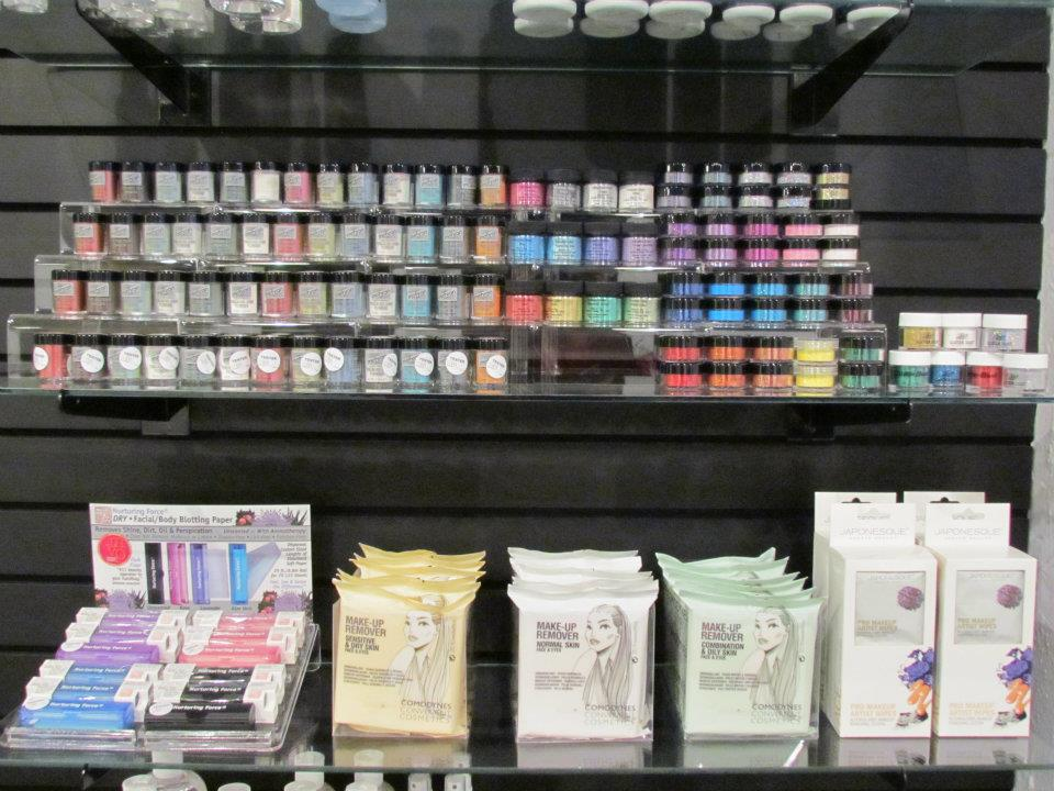 Midwest makeup supply