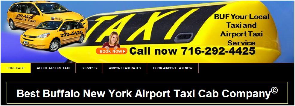 BUF Buffalo Airport Taxi Service