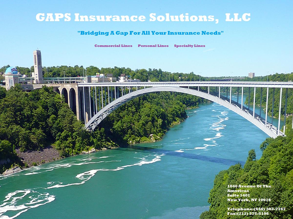 Gaps Insurance Services, LLC