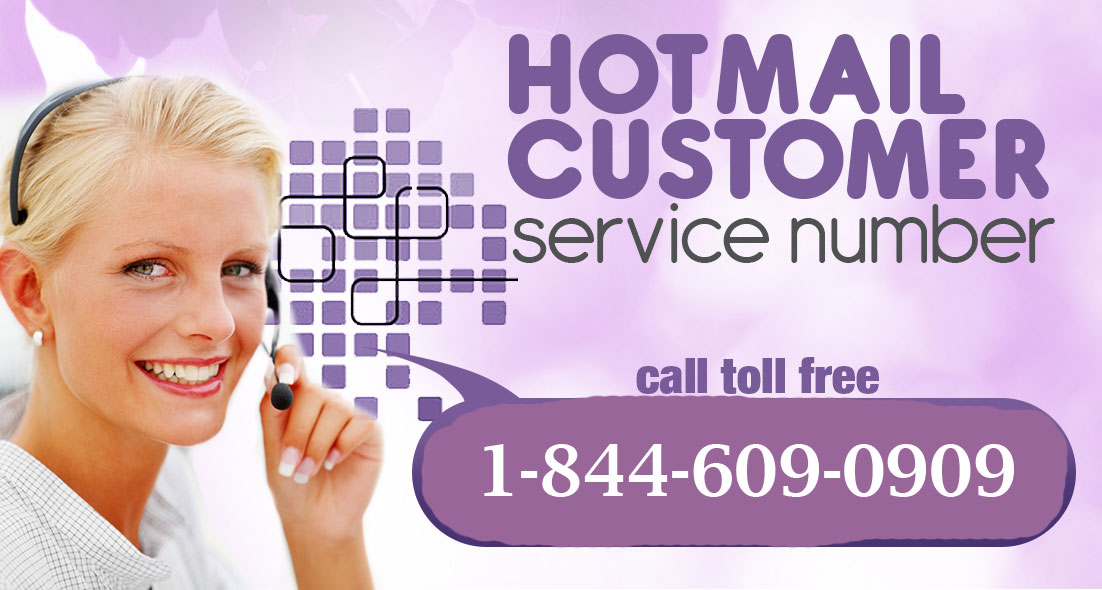 Hotmail Customer Support Number 1-844-609-0909 (Toll Free)
