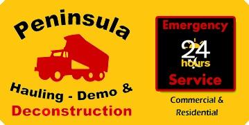 Peninsula Hauling & Demo, Inc
