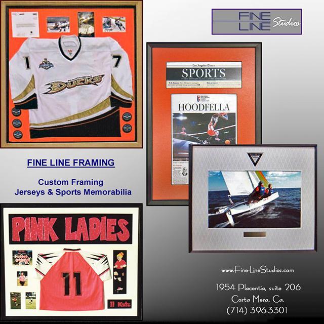 Fine Line Picture Framing Costa Mesa