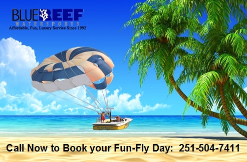 Blue Reef Watersports & Parasailing