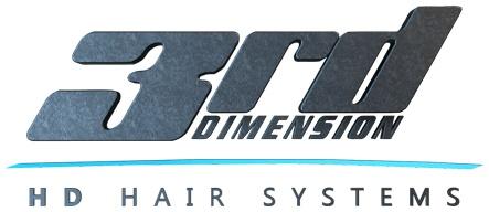 3rd Dimension Studios HD Hair Systems
