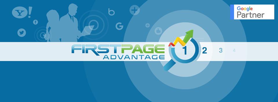 First Page Advantage