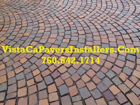 Vista Ca Pavers Installers