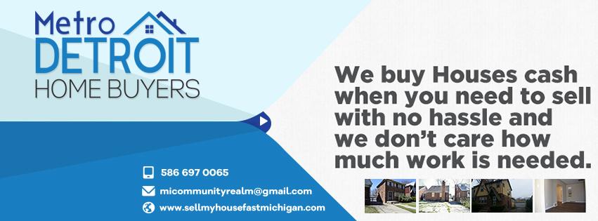 Metro Detroit Home Buyers