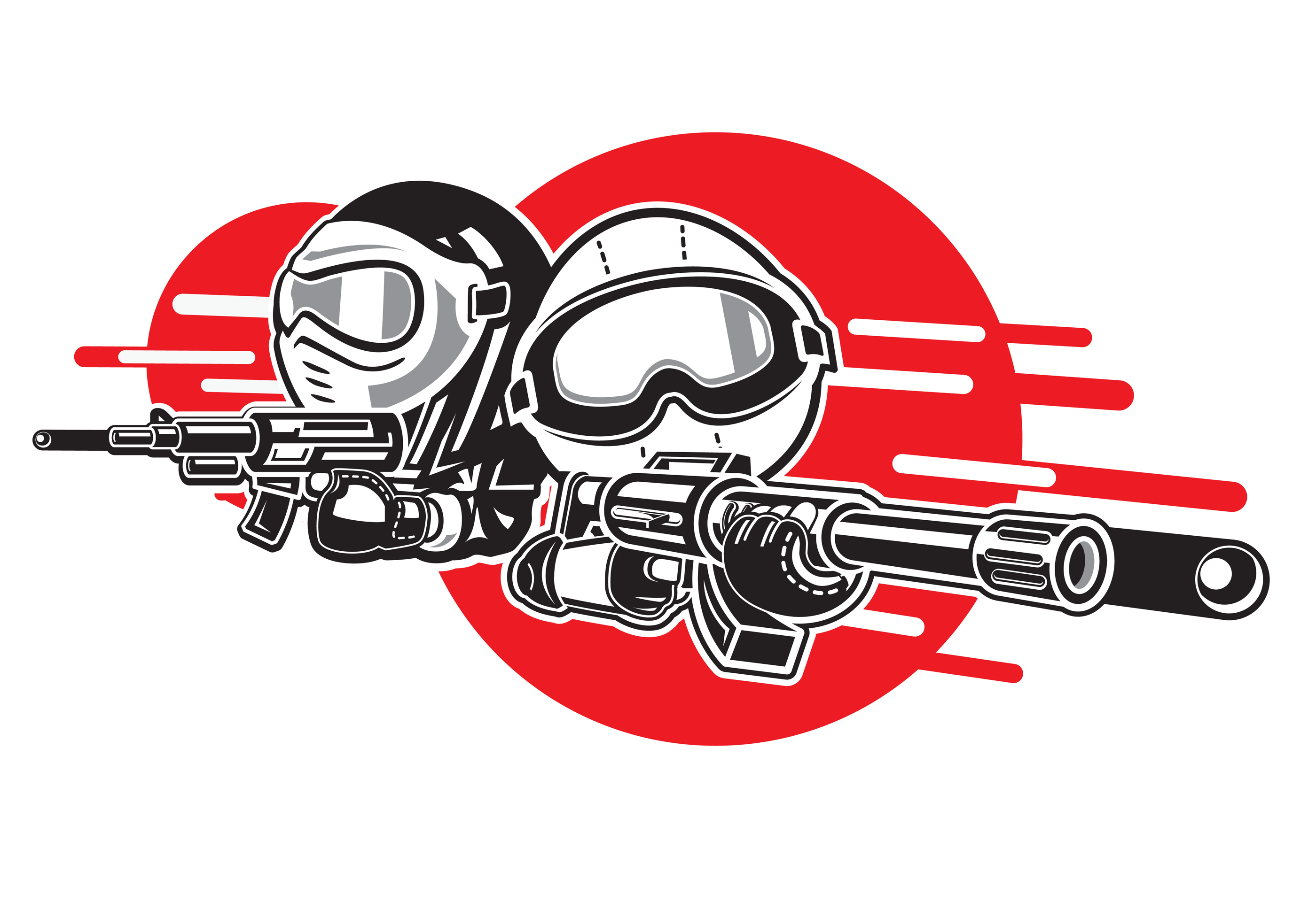 Les Petits Guerriers AirSoft