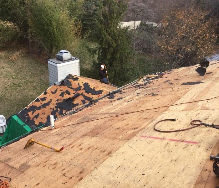 Jamie Roofing Contractor Gutter Repair Roof Repair NJ
