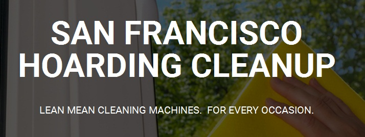San Francisco Hoarding Clean Up