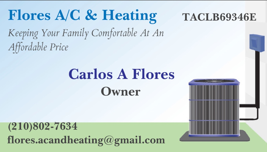 Flores A/C and Heating