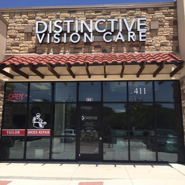 Distinctive Vision Care
