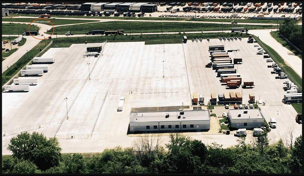 Joliet Truck Parking by Ready Fleet