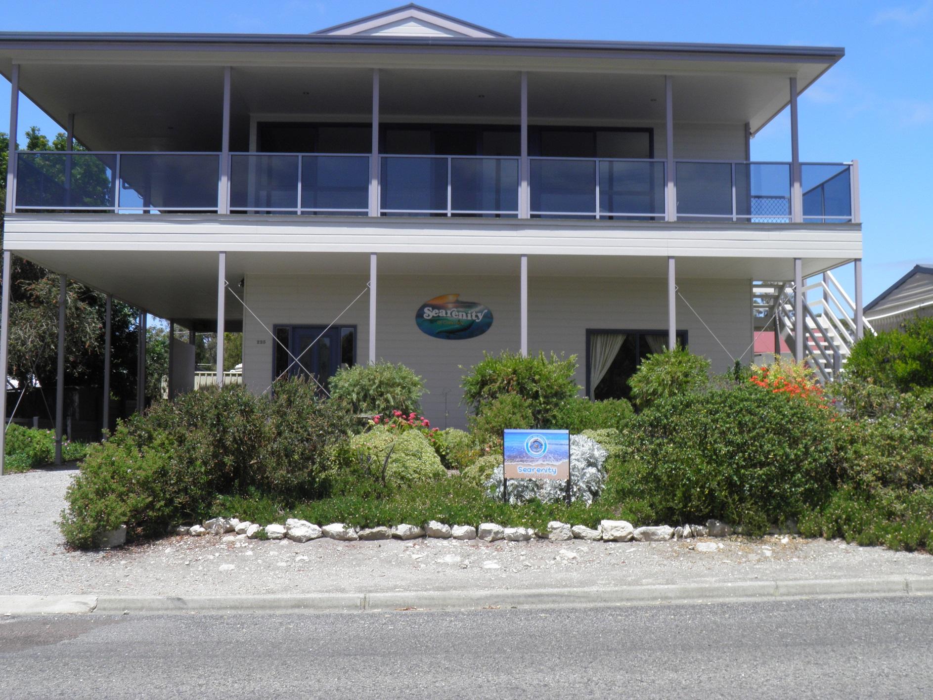 Coffin Bay GetAway Accommodation