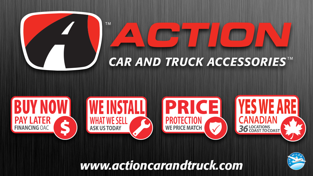 Action car and truck accessories winnipeg