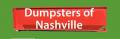 Dumpsters of Nashville