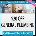 Acron Plumber & Toilet Repair