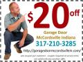 Garage Door McCordsville IN