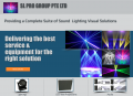 SL Pro Group Pte Ltd - Disco and Stage Lighting Equipment (Clair Lighting) in Singapore
