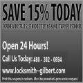 Locksmith Gilbert Shop