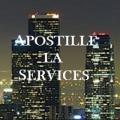 Apostillas Los Angeles