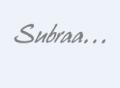 Subraa