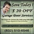 Garage Door Cypress