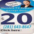 Fix Garage Door Humble