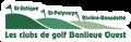 Les Clubs De Golf Banlieue ouest