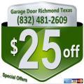 The Richmond Garage Door