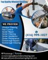 Top Quality Window Cleaning | Window Cleaning Company Toronto