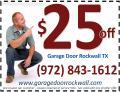 Garage Door Rockwall