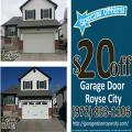 Garage Door Royse City