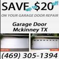 Garage Door Mckinney TX