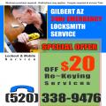 Gilbert Car Locksmith
