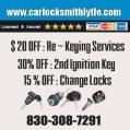 Car Locksmith Lytle