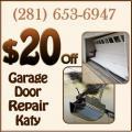 Garage Door Repair in Katy