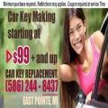 Car locksmith Eastpointe