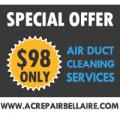 Air Duct Cleaning Bellaire Texas