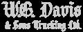 W G Davis & Sons Trucking Ltd