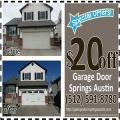 Garage Door Springs Austin