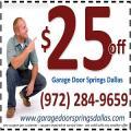 Garage Door Springs Dallas