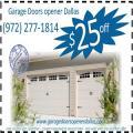 Garage Doors opener Dallas