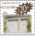 Garage Door Haltom City