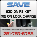 Commercial Locksmith Highlands TX